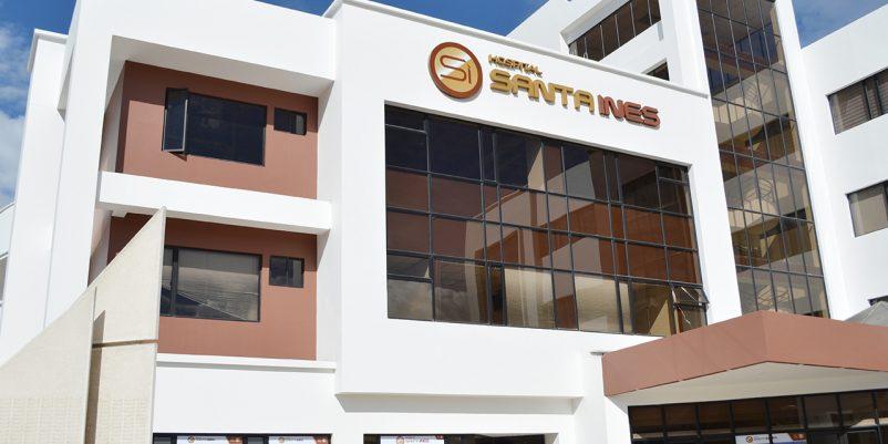 Hospital Santa Inés Ambato abre sus puertas con el mejor servicio médico de la región